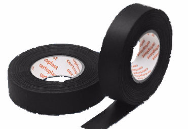 Certoplast Professional Polyester Fabric Self Adhesive Tape Mm X Mtrs Alt Pv P on Automotive Wiring Harness