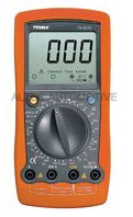 Specialist AUTOMOTIVE Digital Multimeter with test leads ALT/72-9275