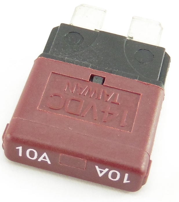 CIRCUIT BREAKER STANDARD BLADE FUSE TYPE (AUTO reset) Range from 5A - 30Amp
