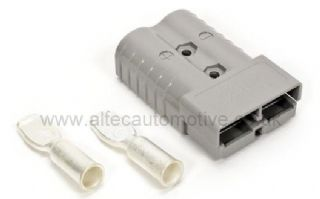 175 Amp Gray 1//0 AWG Battery Connector Replaces Anderson 175 Amp