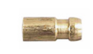 DURITE <br>Classic British style Bullet type auto- electrical connector 4.7mm<br>ALT/0-005-41