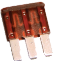 MICRO3 LITTELFUSE TRIPLE CONTACT FUSE